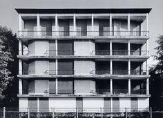 Ignazio Gardella - Casa Tognella, Milan 1953