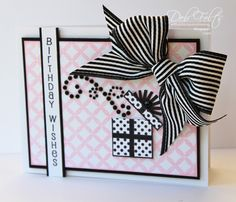 Big Bow Birthday! by debdeb - Cards and Paper Crafts at Splitcoaststampers