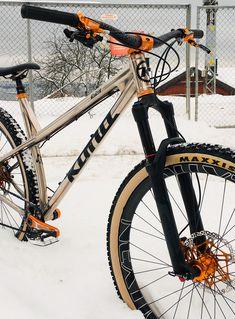 Ti Tuesday: Kjetil's Ti Honzo Kona Mountain Bikes, Mountain Bicycle, Mountain Biking, Hardtail Mtb, Hardtail Mountain Bike, Mt Bike, Mtb Bicycle, Road Bike, Vtt Dirt