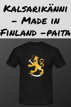 Finland, How To Make, Mens Tops, T Shirt, Shopping, Women, Fashion, Supreme T Shirt, Moda