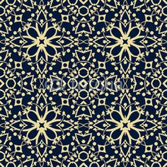 Floral Seamless Pattern 05
