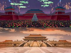 The Imperial City in Mulan serves as home to the Emperor of China and is the site of the heroine's climactic (spoiler alert!) defeat of the Huns' leader. The city palace and gates were modeled after the Forbidden City in Beijing. Chinese emperors lived in the UNESCO-protected complex from 1420 to 1912; it is now a museum for ancient art and artifacts. —C.M.