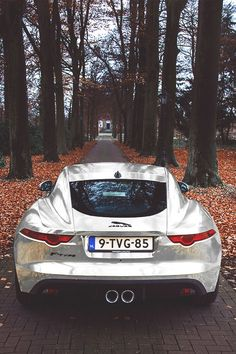 Jaguar F-Type Coupe (by Bas Fransen Photography) (#FTA)