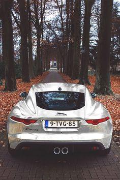 Jaguar F-Type Coupe (by Bas Fransen Photography) (#FTA) Full Throttle Auto