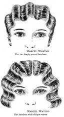62 Marcelled Perfection Ideas Vintage Hairstyles 1920s Hair Marcel Waves
