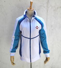 Iwatobi Swim Club Cosplay Jacket - OtakuForest.com