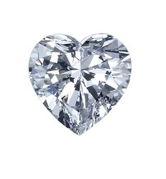 The universal icon of love, a heart shaped diamond brings together the dazzle and shine of nature's stone masterpiece, with the symbol of romance and affection. The heart shaped diamond is a product of an exceptionally skilled artisan who must carve the intricate details necessary to create this dazzling and stunning shape. There is nothing to beat the Heart Shaped Diamond for its delightful sentimentality and affection.