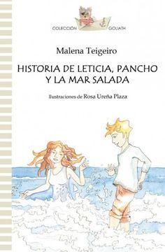 Historia de Leticia, Pancho y la mar salada