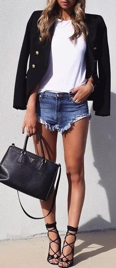 #summer #cool #outfits |  45 Trending Summer Outfits From Australian Fashion Blogger : Agatha - 1/2