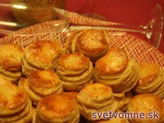 Oškvarkové pagáčiky • Recept | svetvomne.sk
