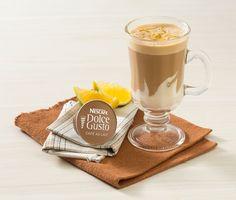 Café au Lait e Laranja