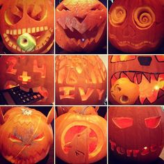 Some great entries to our annual staff pumpkin carving competition! Spa Breaks, Spa Packages, Dublin City, Spa Offers, Halloween Halloween, Hotel Spa, Pumpkin Carving, Ireland, Competition