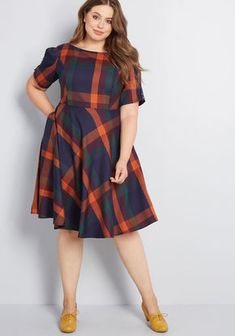 Plus Size Clothing at ModCloth comes in a variety of trendy & unique styles. Shop our selection of plus size fashion dresses, tops & more plus size outfits! Plus Size Fashion For Women, Plus Size Womens Clothing, Size Clothing, Clothes For Women, Clothing Stores, Clothing Boutiques, Work Clothes, Plus Size Work Dresses, Plus Size Outfits