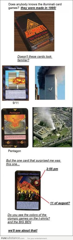 Funny pictures about Illuminati card game. Oh, and cool pics about Illuminati card game. Also, Illuminati card game. Illuminati Conspiracy, Conspiracy Theories, Ufo, Paranormal, Rose Croix, La Ilaha Illallah, E Mc2, Out Of Touch, Occult