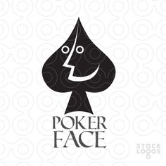The logo was designed to reflect the look of someone addicted to gambling, and any card game.