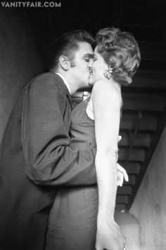 Photos: Elvis Presley: The Story Behind His Iconic 'Kiss' Photograph | Vanity Fair