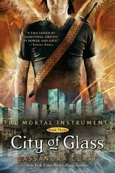 City of Glass (Mortal Instruments #3)