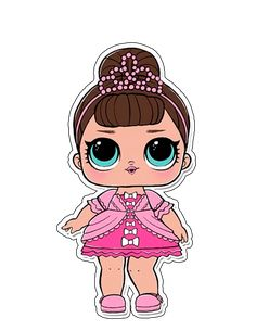 Welcome to the home of LOL Surprise where babies run everything. Meet your favorite LOL characters, take quizzes, watch videos, check out photos, and more! Fancy, Chibi Kawaii, Doll Party, 6th Birthday Parties, Surprise Birthday, Surprise Cake, Lol Dolls, Cute Drawings, Paper Dolls
