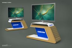 Samsung on Behance