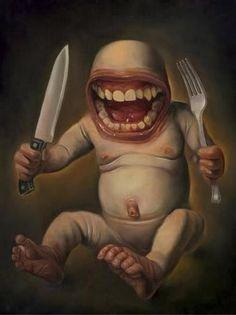 bizzare art | Top 10 of Weird Art - Weird Worm