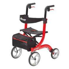 4 Wheel Walkers (Rollators)