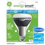 GE energy smart® LED R30 Light Bulb