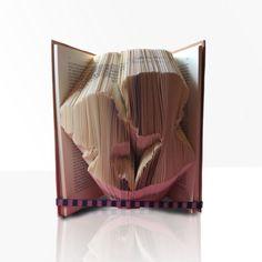 In Love MMF Book Folding Pattern