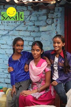 Mamta was born in poor family, struggling since she was 3 yrs old. Now, she is enrolled at #missioneducation centre.