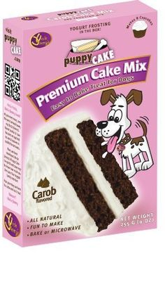 Easily bake a cake for your dog. We use all natural, human grade ingredients that are healthy and safe for dogs.