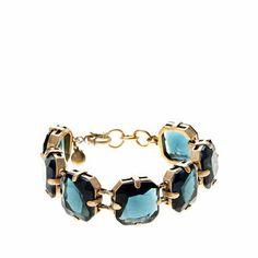 Octagon bracelet - J.Crew