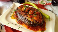 Imam bayildi- vinete umplute in stil turcesc - Retete culinare by Teo's Kitchen Tandoori Chicken, Broccoli, Steak, Vegetarian, Beef, Health, Ethnic Recipes, Kitchen, Food