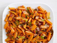 Roasted Carrots from FoodNetwork.com