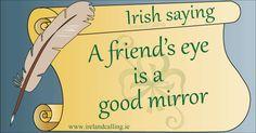 Irish wisdom, Image copyright Ireland Calling