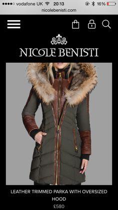 07b12aa798bc Nicole Benisti Winter Coats Women