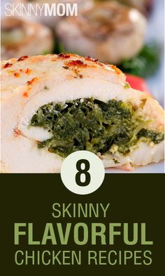 Mix up your average chicken with these awesome, flavorful recipes!