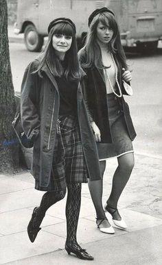 60's Soviet girls