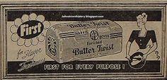 Vintage Johnstown: H-B Butter Twist