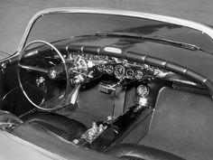 Buick Le-Sabre, 1951 - Interior