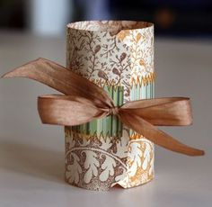 How to Make Napkin Rings Handicraft, Napkin Rings, Napkins, Candle Holders, Candles, Board, How To Make, Christmas, Craft