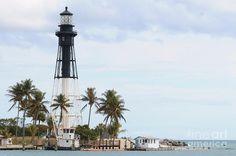 Hillsboro Lighthouse Broward County, FL