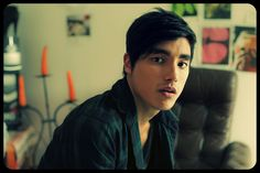 Remy Hii - actor and musician.