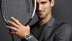 Tennis World No 1 player, Novak Djokovic for Audemars Piguet