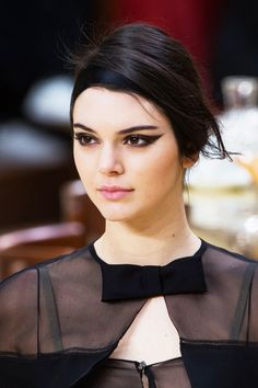 Kendall for Chanel #pfw