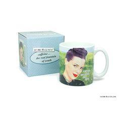 Mug Act her Age