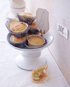 Zucchini-Kokos-Muffins - [ESSEN UND TRINKEN]