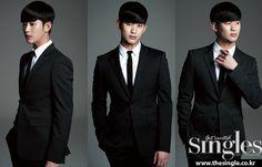 2014.04, Singles, Kim Soo Hyun