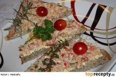 Rychlá pomazánka z moravanky Avocado Toast, Breakfast, Food, Breakfast Cafe, Meal, Hoods, Morning Breakfast, Eten, Meals