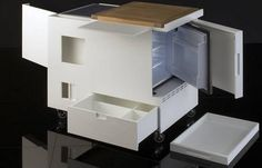 Mini kitchens: Boffi, Minikitchen