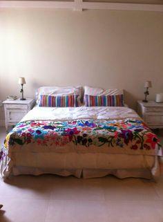 Textiles bordados