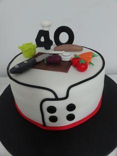 chef cake - Google Search